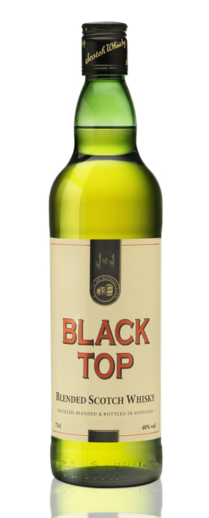 Black Top Blended Scotch Whisky