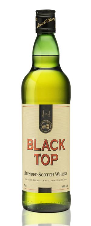 Black Top Blended Scotch Whisky