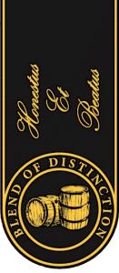 Black Top Scotch Whisky logo